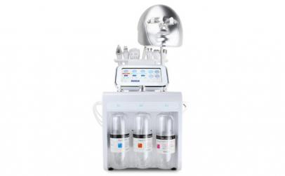 Aparat Cosmetic Profesional 8in1 H2O2