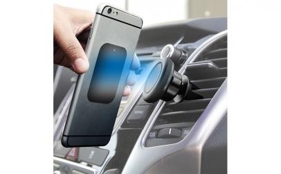 Suport auto telefon cu magnet