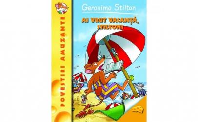 Ai Vrut Vacanta Stilton? - Geronimo