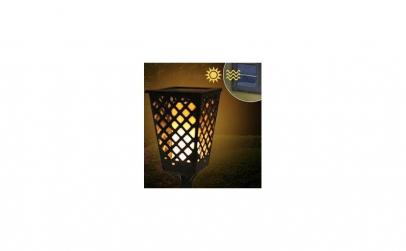 Lampa tip flacara Tiki