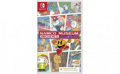 Joc Namco Museum Archives Vol. 1 pentru