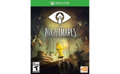 Joc Little Nightmares Complete Edition