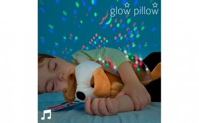 Proiector LED cu Sunet Cățeluș Glow