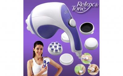 Aparat de masaj Relax & Tone