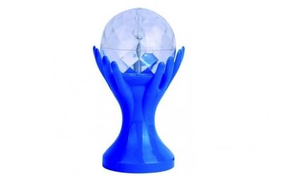 Glob cu lumini disco