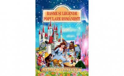 Basme Si Legende Populare Romanesti -