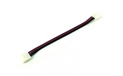 Conector banda led RGB 4 PINI
