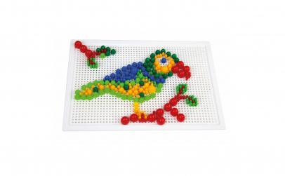 Joc Mozaic cu pioneze colorate
