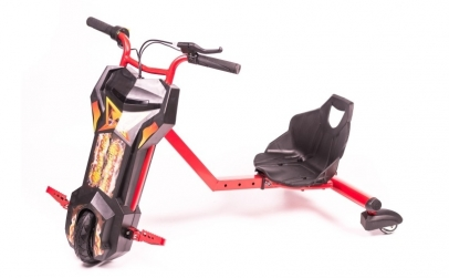 Tricicleta electrica Freewheel