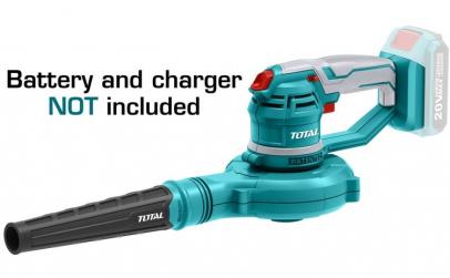 TOTAL - Suflanta - 2.7m3/h - Li-Ion -