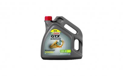 Ulei de motor Castrol GTX Ultraclean