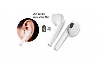 Casti True Wireless Bluetooth