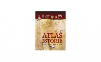 Atlas de Istorie Clasa a IV-a