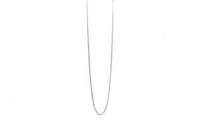 Lantisor Argint 925, Model Sarpe Rodiat