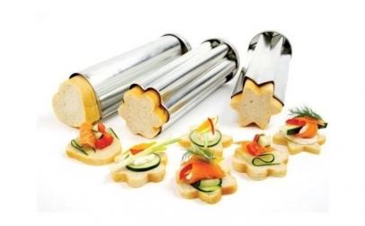 Set 3 forme de paine