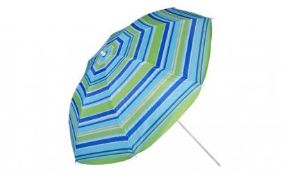 Umbrela plaja, 1.8m, multicolor