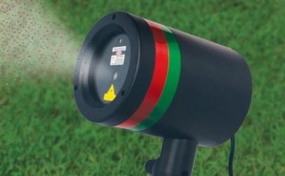Proiector laser Craciun