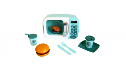 Cuptor cu microunde si afisaj electronic