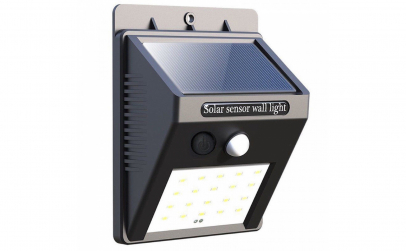 Set 2 lampi solare 20 led