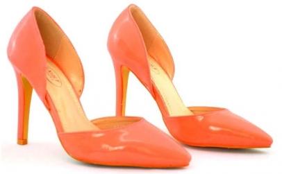 Pantofi dama corai Stiletto - toc 11