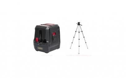 Nivela laser 15m+trepied 120 cm