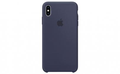 Husa iPhone XS Max Midnight Blue