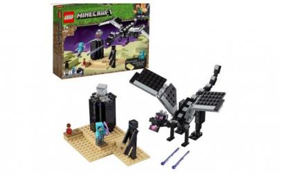 Joc de creatie tip Lego, Minecraft, 6+