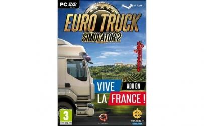 Joc Euro Truck Simulator 2: Vive La