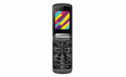 Telefon Vonino Nono V, Dual sim, Black
