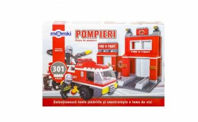Set tip lego - statie pompieri