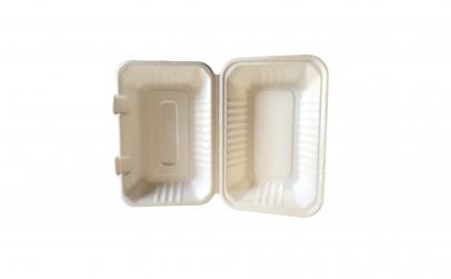 Caserole biodegradabile 900 ml
