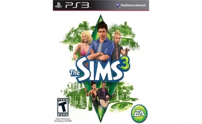 Joc The Sims 3 Pentru Playstation 3