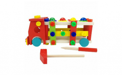 Camion multifunctional Montessori