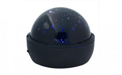 Proiector rotativ cu stele LED camera