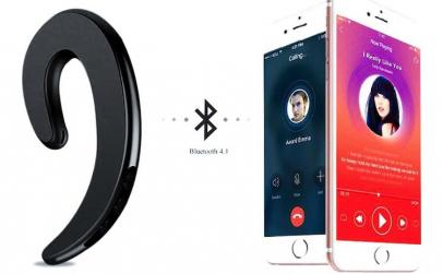 Casca Bluetooth Y12 Multipoint