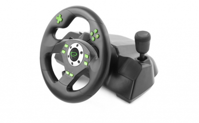 Volan si pedale racing games PC, PS3,