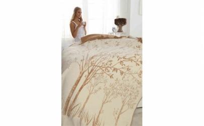 Patura bumbac organic 150 x 200 cm