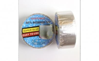 Banda adeziva izolatoare aluminiu - 5m