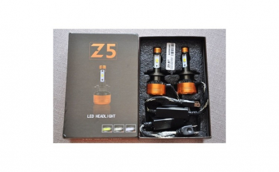 Set 2 LED Auto, h7, 50w, 5800 lumeni,