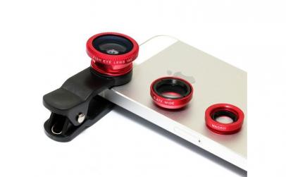 Set 3 lentile universalte Telefon