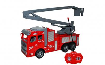 Camion de pompieri cu telecomanda