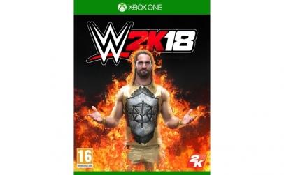 Joc Wwe 2k18 Eu Pegi Pentru Xbox One