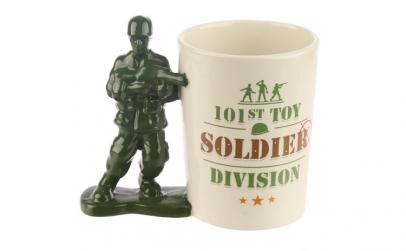 Cana ceramica Soldat