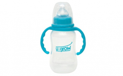 Biberon U-Grow A-1012, gat normal,120 ml