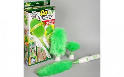 Go Duster - stergator de praf rotativ