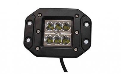 Proiector LED Offroad 18W/12V-24V 1320
