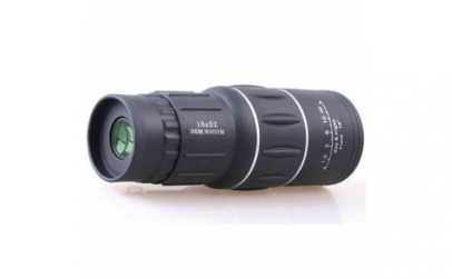 Monoclu dual focus zoom + binoclu