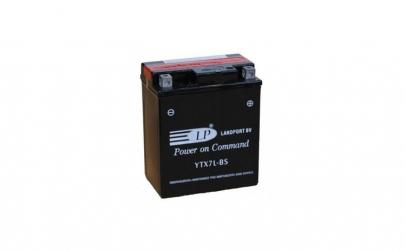 Baterie moto LANDPORT 6Ah YTX7L BS