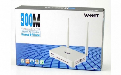 Router W-Net 300Mbps