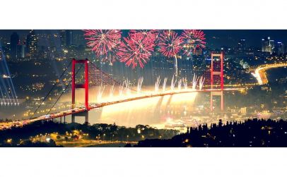 Revelion 2019 la Istanbul